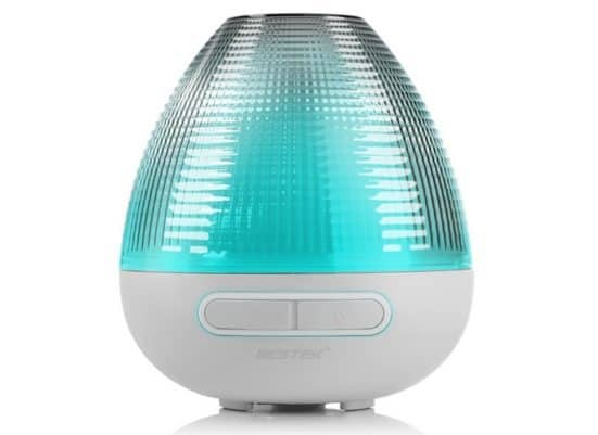 BESTEK Essential Oil Diffuser Aroma Humidifier Only $12.99 **Highly Rated**