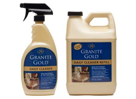 Granite Gold Daily Granite Cleaner Value Pack Only $12.99