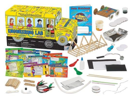 Young Scientist Club The Magic School Bus Engineering Lab $14.45 (Was $40)