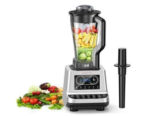 Elechomes 8 in 1 High-Speed Commercial Blender ONLY $79.99