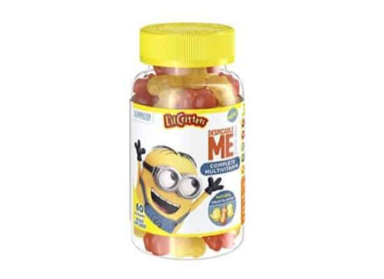 L'il Critters Minions Multivitamins Gummies 60 Count Only $2.75 + More!