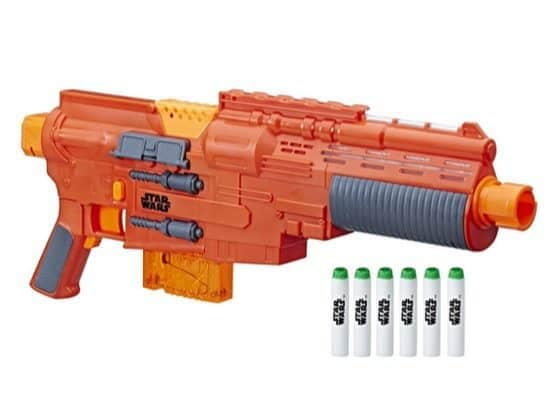 Star Wars Nerf Deluxe Blaster Only $14.20 (Was $50)