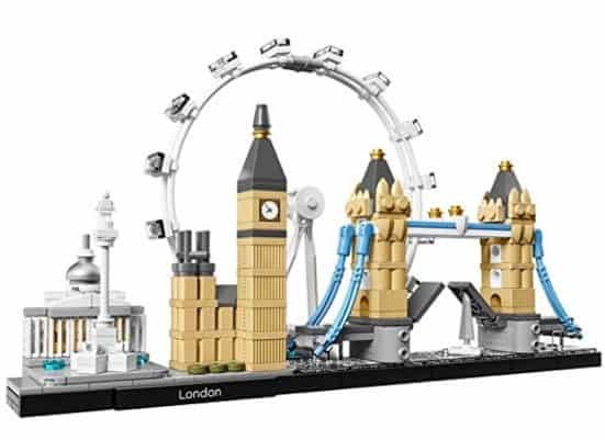 LEGO Architecture London Skyline $39.99