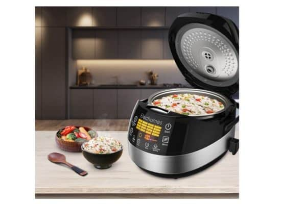 Elechomes LED Touch Control 16-in-1 Multi-Functional Cooker $49.99