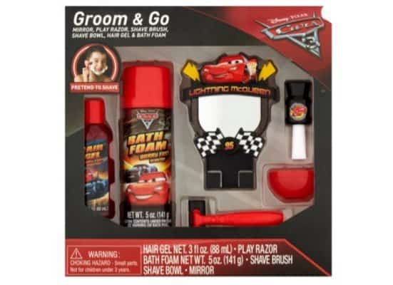 Disney Pixar Cars 3 Groom & Go Set Only $2.96