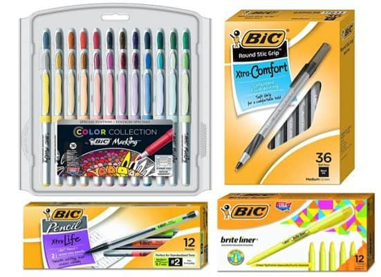 SUPER HOT Deals on BIC Office Supplies ~ Up to 79% Off **Today Only**