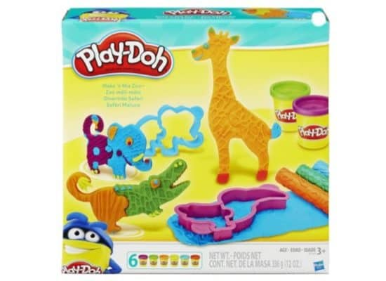 Play-Doh Make 'n Mix Zoo Only $5.88