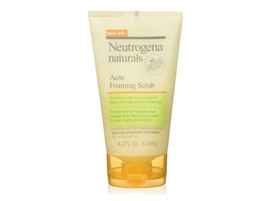 Neutrogena Naturals Acne Foaming Scrub Only $1.76 + MORE!