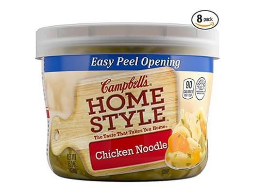 **HOT** 30% Off Campbell's Soup Coupon = Homestyle Chicken Noodle Soup $1.12 Each