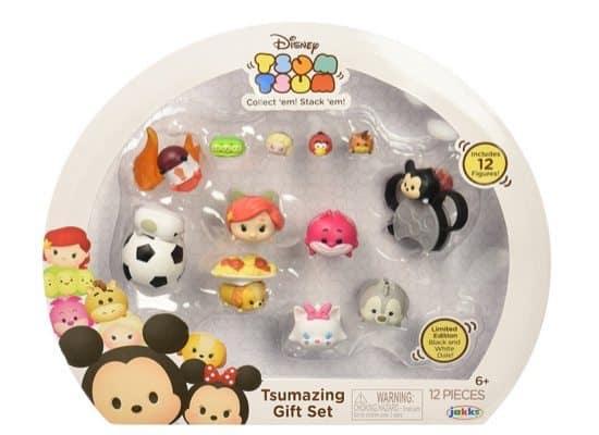 Disney Tsum Tsum 12 Figures Gift Set Only $3.33 (Was $20)
