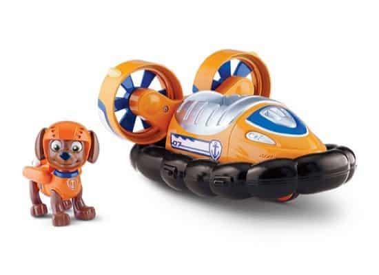 Paw Patrol Nickelodeon Zuma's Hovercraft Only $7.99