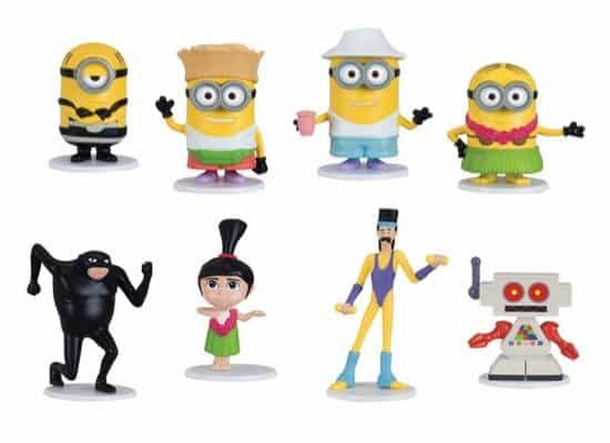 Despicable Me 8 Figure Set Only $5.95 (Was $22)