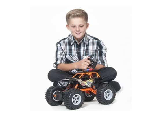 Maisto R/C Rock Crawler 3XL Radio Control Vehicle Only $11.95