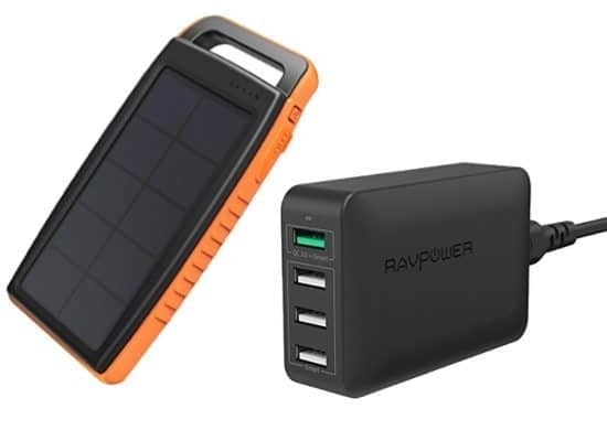 Up to 73% RavPower Charging Products **Today Only**