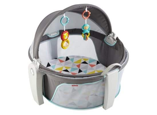 Fisher-Price On-The-Go Baby Dome $37.84