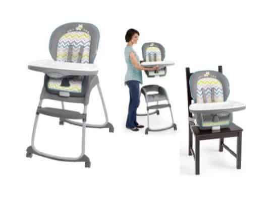 Ingenuity Trio 3-in-1 Ridgedale High Chair $69 (Was $100)