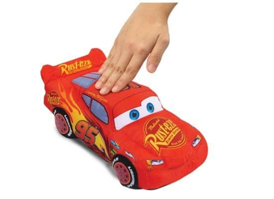 Cars 3 Talking Lightening McQueen Plush Only $5.37 (Was $20)