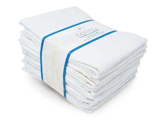 Royal 12-Pack Flour Sack Kitchen Towels Only $13.97