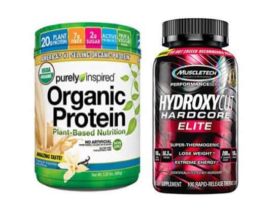Huge Discounts on Hydroxycut and Purely Inspired Products **Today Only**