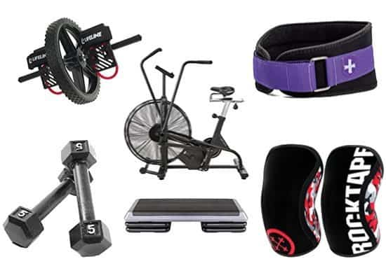 Up to 60% Functional Fitness Equipment **Today Only**
