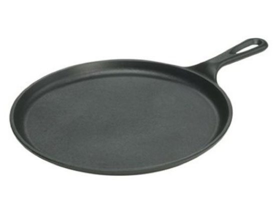 Lodge Pre-Seasoned Round Griddle $11.09 (Was $24)