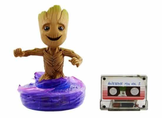 Marvel Guardians of the Galaxy Dancing Groot RC Only $8.81