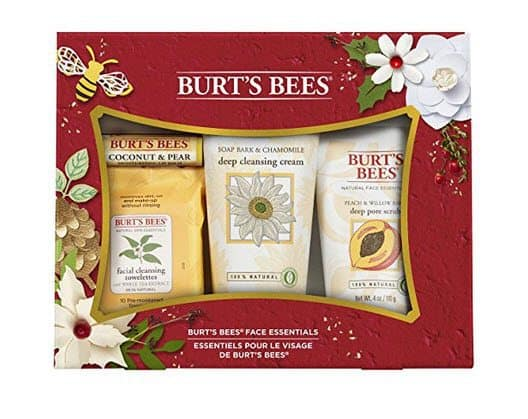 Burt's Bees Face Essentials Gift Set 4 Products in Box ONLY $4.48 (Was $15)