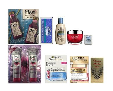 FREE Beauty Sample Box for Amazon Prime Members