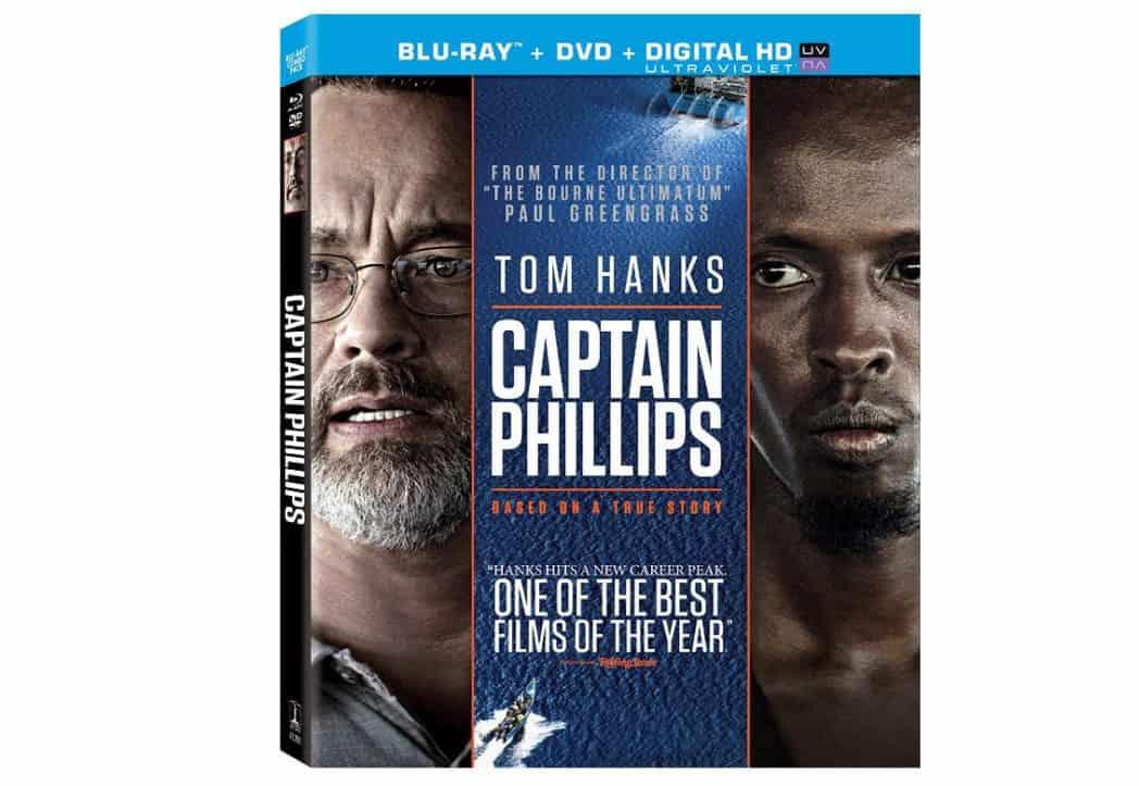 Captain Phillips Blu-ray / DVD Combo $4.99