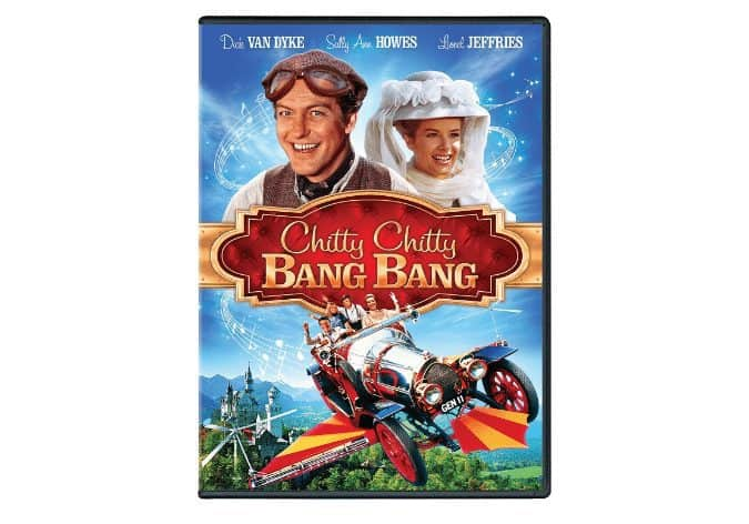 Chitty Chitty Bang Bang DVD ONLY $3.74 **Sold Out**
