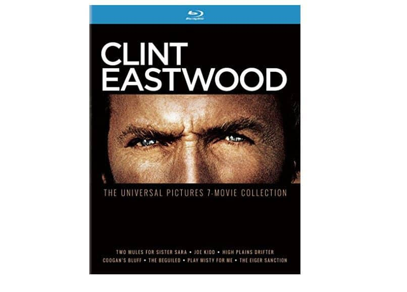 Clint Eastwood: The Universal Pictures 7-Movie Collection $19.99 (Was $40)