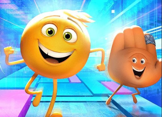 """The Emoji Movie"" Instant Video Rental 99¢"