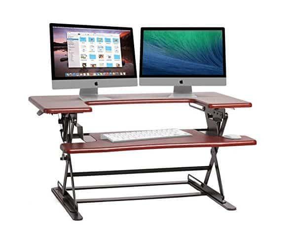 Halter Adjustable Elevating Desktop $169.99