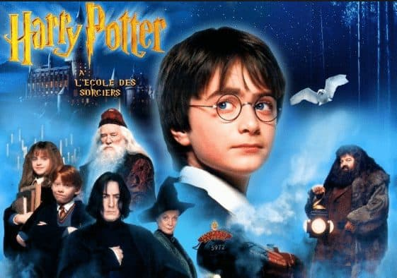 """""""Harry Potter and the Sorcerer's Stone"""" Instant Video Rental Only 50¢"""