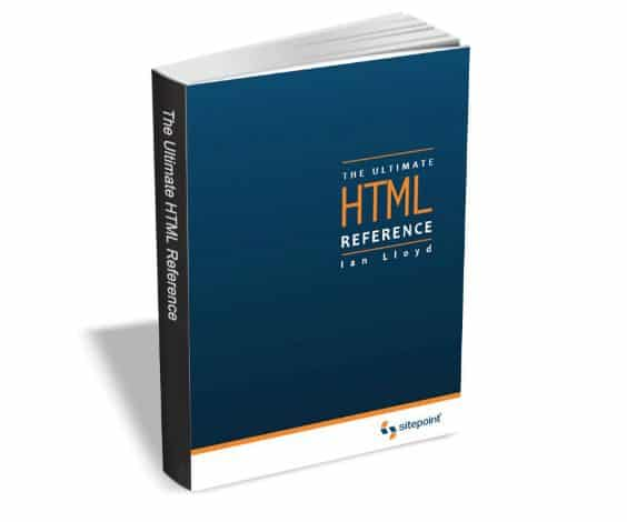 FREE The Ultimate HTML Reference