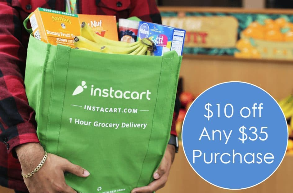 Publix Instant Cart Coupon Code - $10 off any $35 Delivery