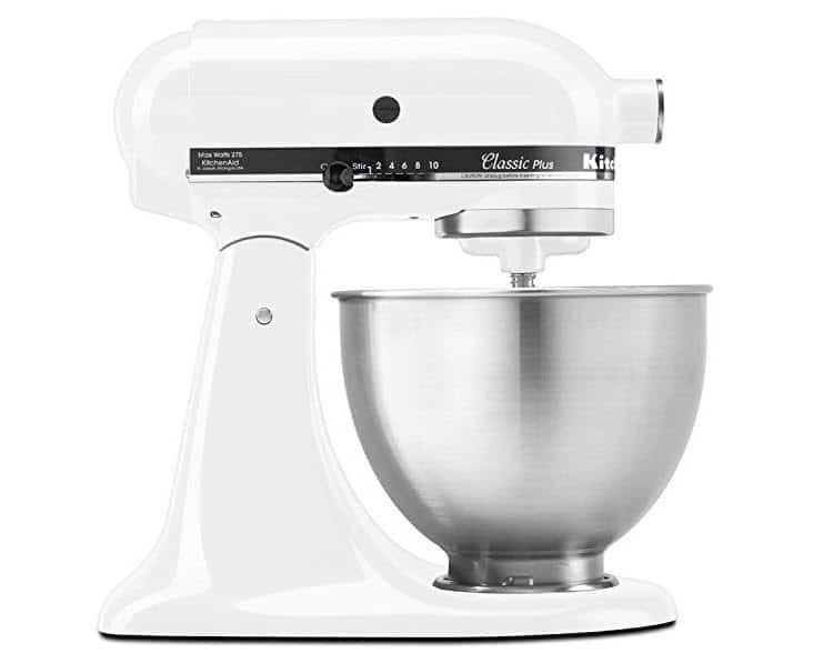 KitchenAid Classic Plus Series 4.5-Quart Tilt-Head Stand Mixer $189 Shipped
