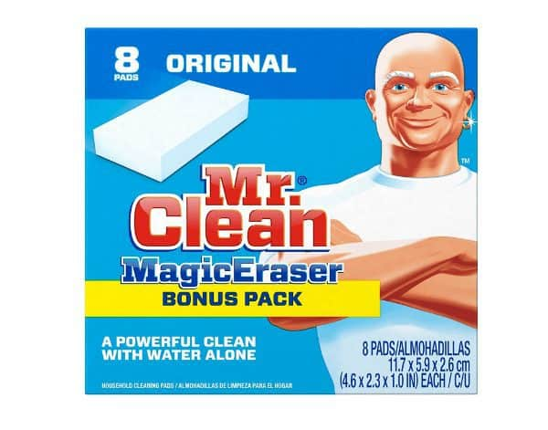 Mr. Clean Magic Eraser Cleaning Pads $.66 Each Shipped