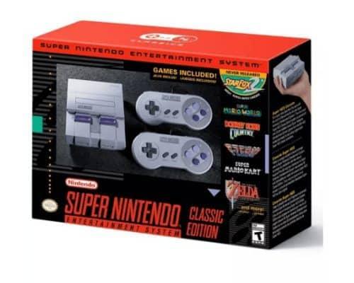 Nintendo Super NES Classic Consoles $79.99 **IN STOCK*