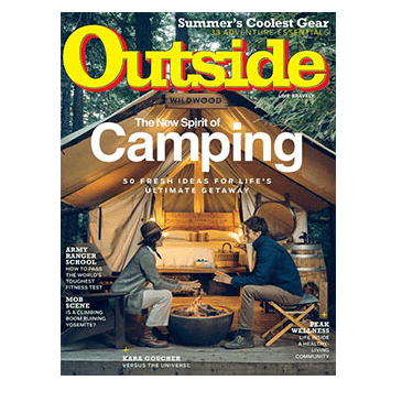 Free 1-Subscription to Outside Magazine