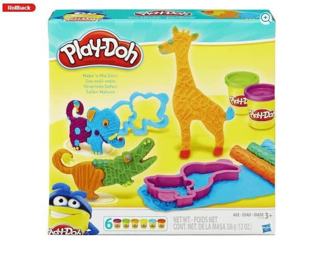 Play-Doh Make 'n Mix Zoo ONLY $2.88