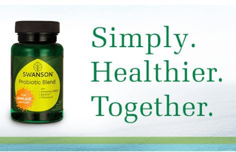 Free Full Size Swanson Probiotic Supplements  *HOT*