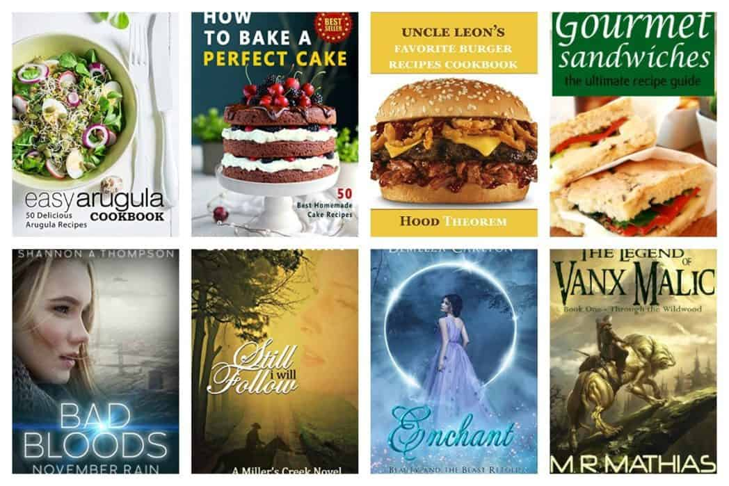Fill Your Kindle w/ Free Books