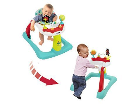 Kolcraft Tiny Steps 2-in-1 Activity Walker $29 (Was $50)