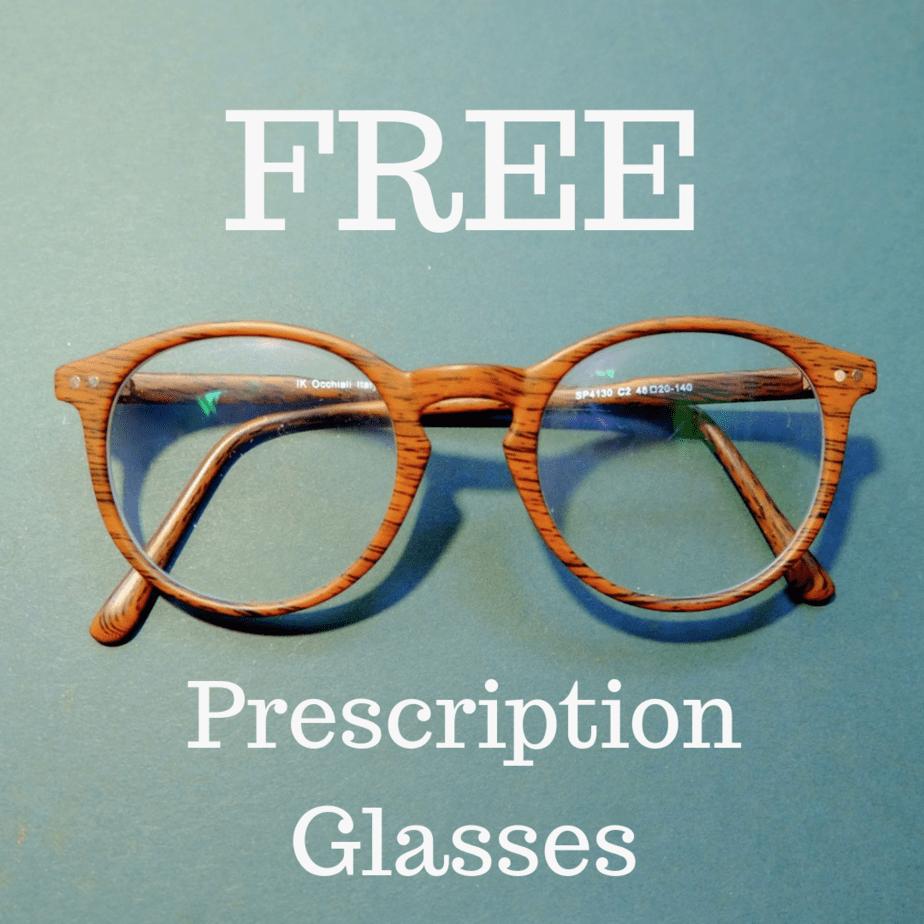 FREE Prescription Eyeglasses