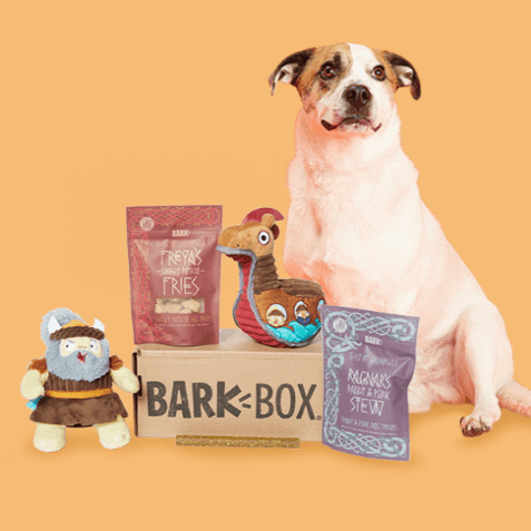 BarkBox - $15 First BarkBox /w 6 Month or 12 Month Subscription