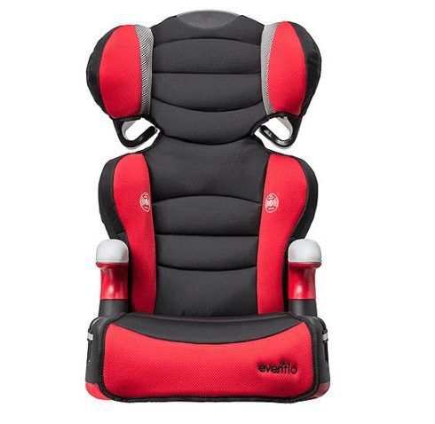 Evenflo Big Kid Sport High Back Booster Seat $25 (Was $60)
