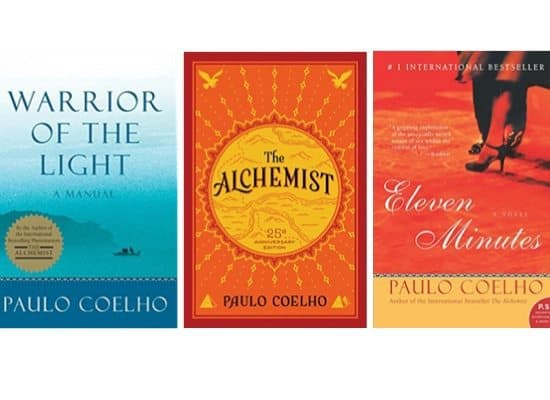 Up to 88% Off Top Reads by Best-Selling Author Paulo Coelho on Kindle **Today Only**
