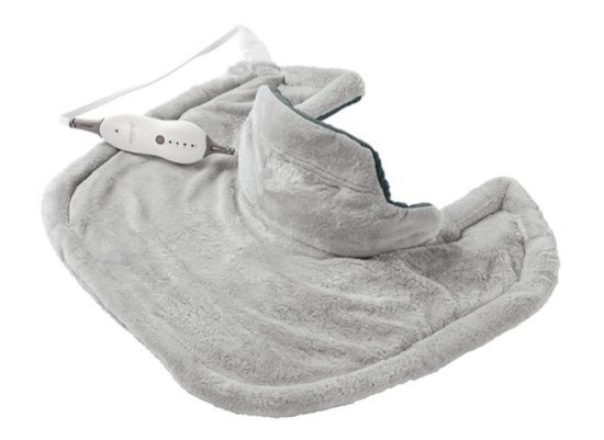 Sunbeam Renue Contouring Neck and Shoulder Heating Pad $32 **Today Only**