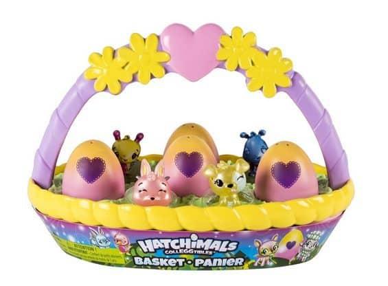 Hatchimals CollEGGtibles Spring Basket Only $14.99